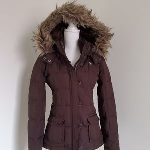 New Abercrombie & Fitch Winter Coat